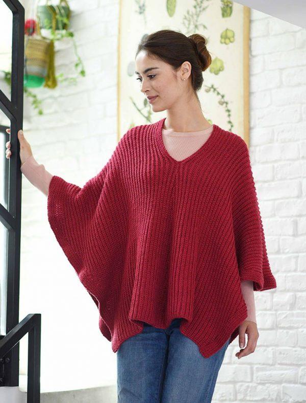 Accessoires femmes à tricoter
