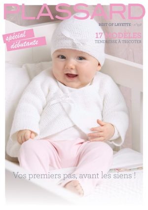 catalogue tricot BEST OF LAYETTE N°158