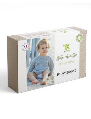 kit layette tricot Plassard