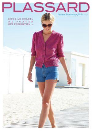 catalogue tricot 156 femmes ete 2020