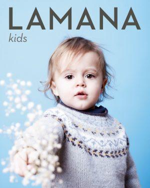 catalogue tricot LAMANA kids 01